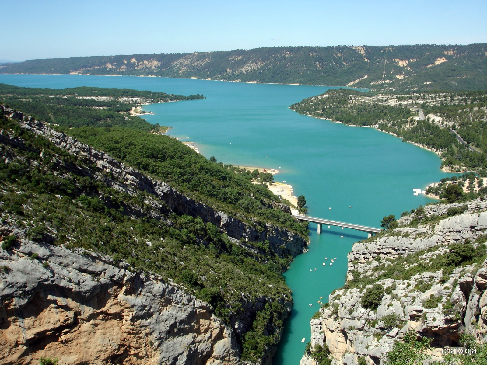 Lac de sainte croix tripnbike - Sainte croix du verdon office du tourisme ...