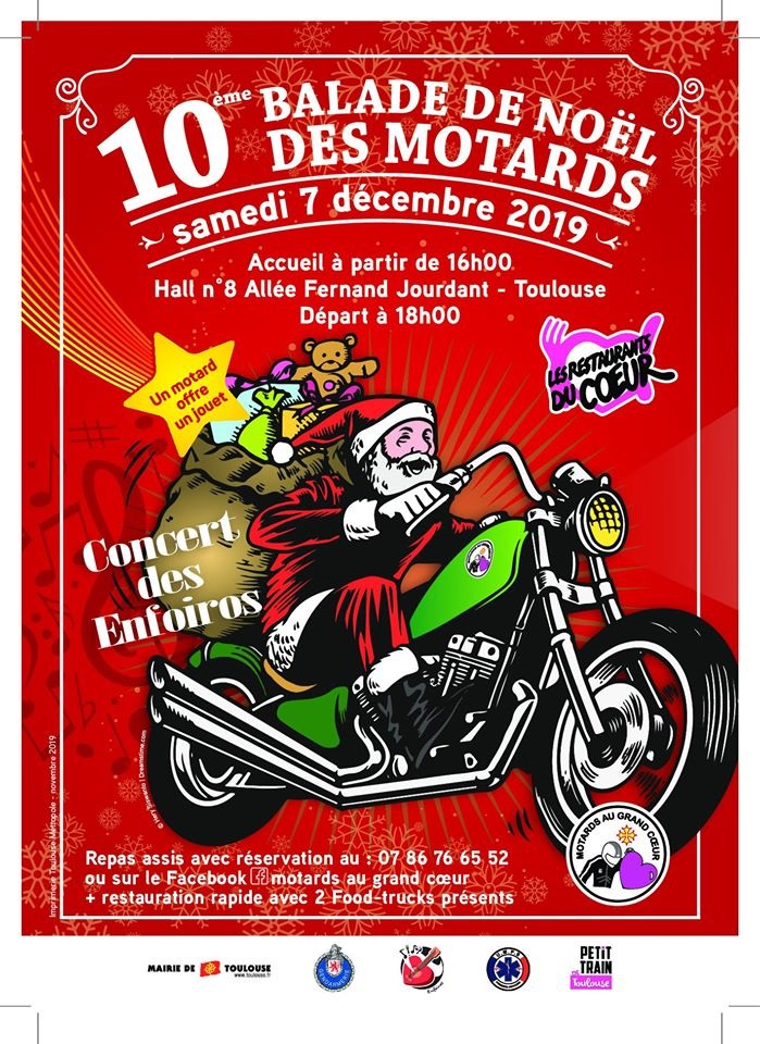 07-12-19: Balade de Noël TOULOUSE 5dd27a5587a14691442617